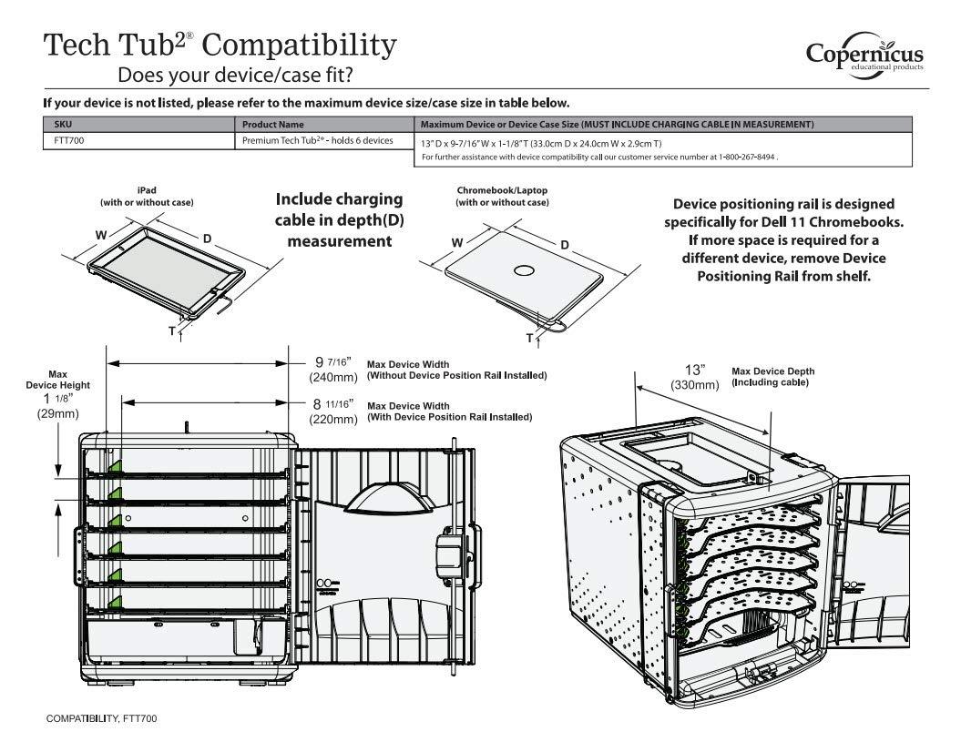 Tech Tub2 FTT700 by Tech Tub (Image #1)