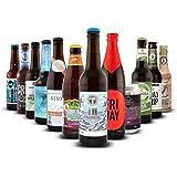 Craftbeer-Shop IPA - Bier Paket (9 x 0.33 l, 2 x 0.35 l, 1 x 0.66 l)