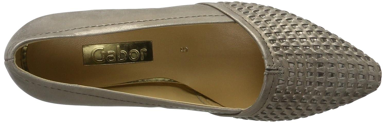 Gabor Damen Fashion Pumps, beige 63) Braun (Mutaro/Rose 63) beige f882fa