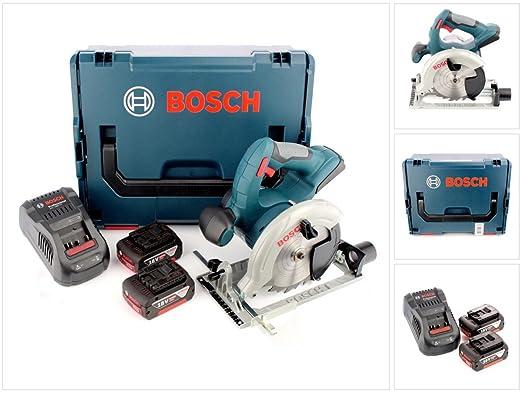 Bosch GKS 18 V-LI Professional 18 V Batería Sierra circular con L ...