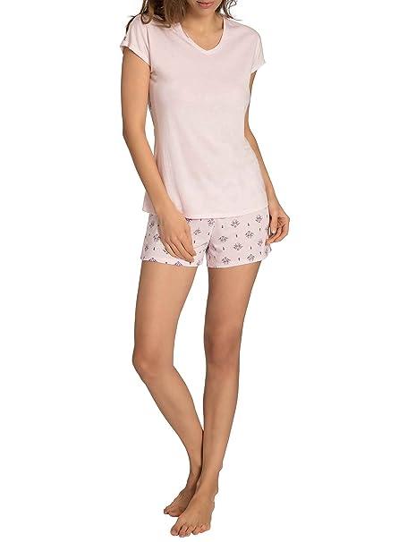 Triumph - Pijama - para mujer Primrose Pink 46