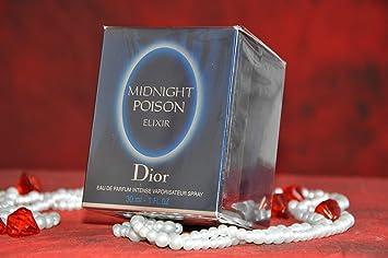 Amazoncom Dior Christian Dior Midnight Poison Elixir Eau De