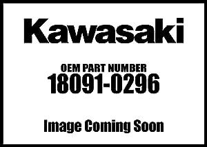 06 Kawasaki Ninja EX 650 Exhaust Head Pipe Header Muffler System 18091-0296