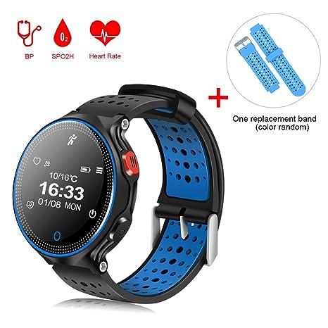 Padgene Sports Bracelet, Bluetooth 4.0 Fitness Activity Tracker IP68 Waterproof Smart Watch Sport Tracker Health