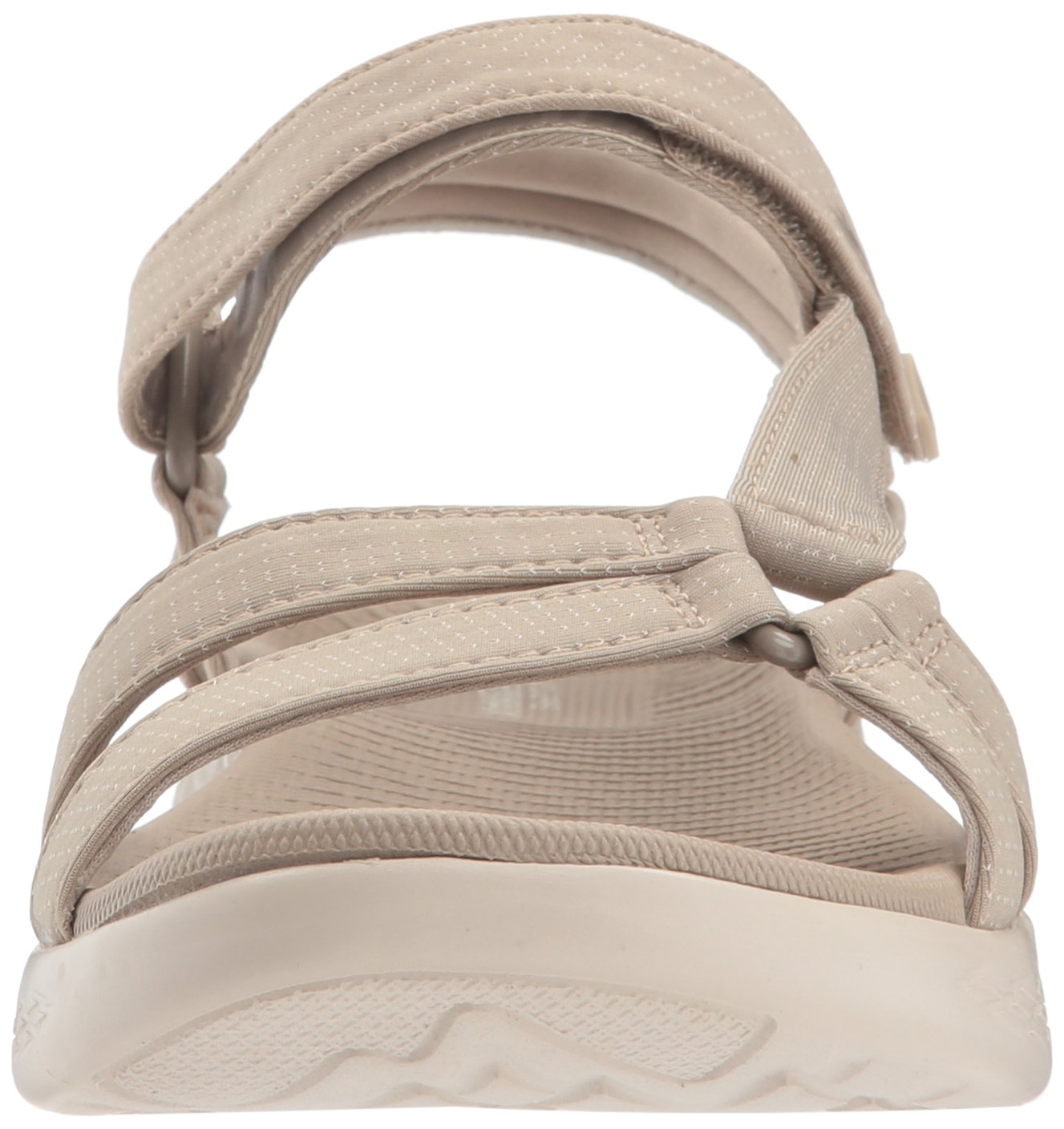 Skechers Performance Women's on-The-Go 600-Brilliancy Wide Sport Sandal,Natural,6 W US by Skechers (Image #4)
