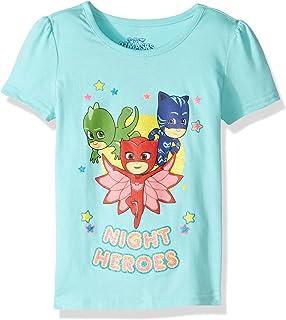 c778bda4b31f Amazon.com  PJ Masks Girls  Toddler 2 Piece Top and Short Set