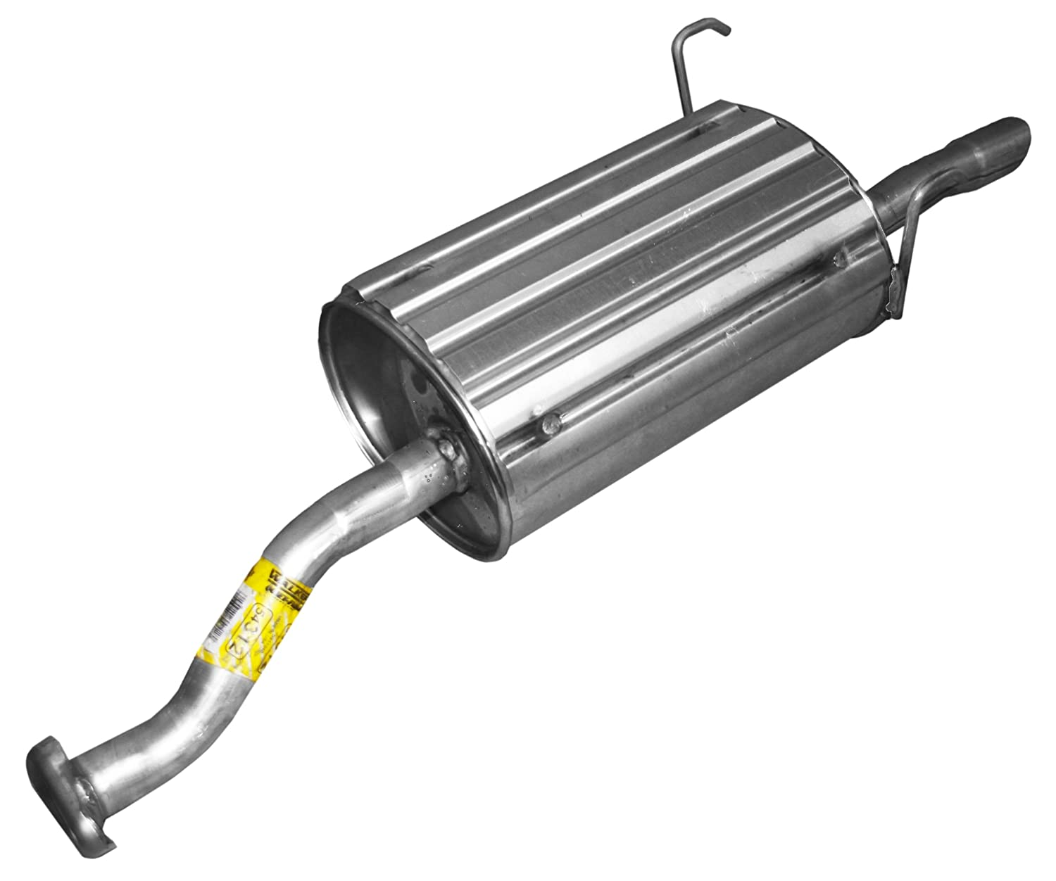 Direct-flow mufflers: install or not 33