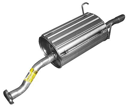 Walker 54312 Quiet-Flow Stainless Steel Muffler Assembly