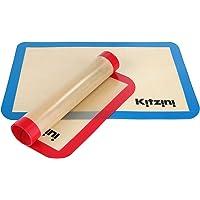 Silicone Baking Mats - Non Stick Sheet Mat - Large BPA Free Professional Grade Liner Sheets - Perfect Bakeware for…
