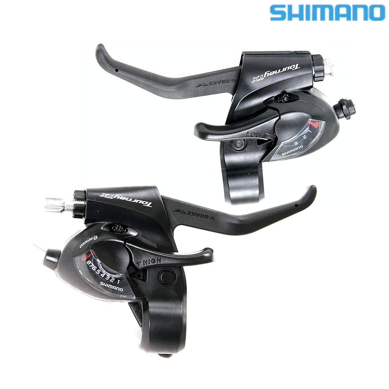 Shimano Altus Schalt- Bremshebel ST-TX 800 3x8-fach schwarz
