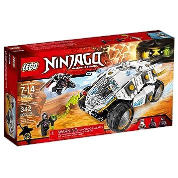 LEGO Ninjago Titanium Ninja Tumbler Set #70588 by LEGO ...