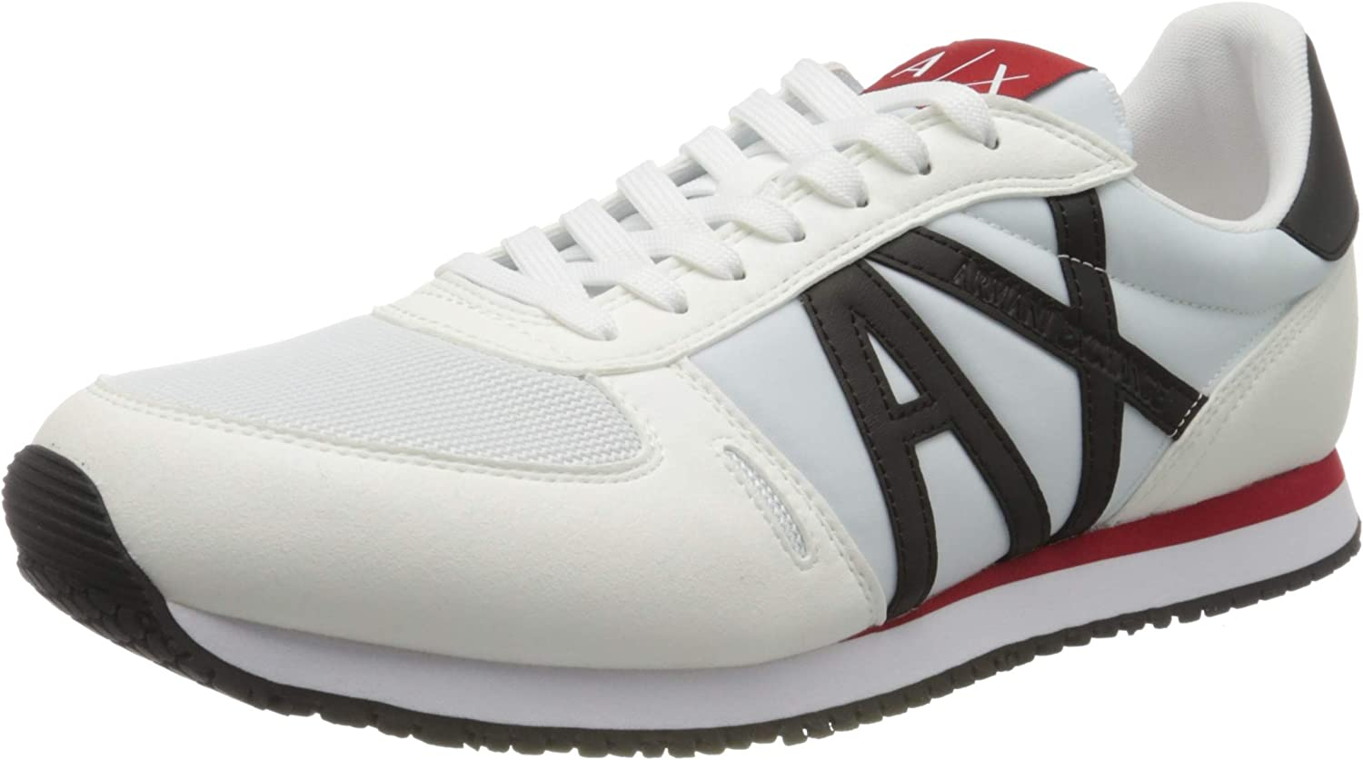 Logo Lace Up Classic Trainer Sneaker