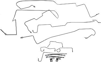 Dorman 919-170 Stainless Steel Brake Line Kit