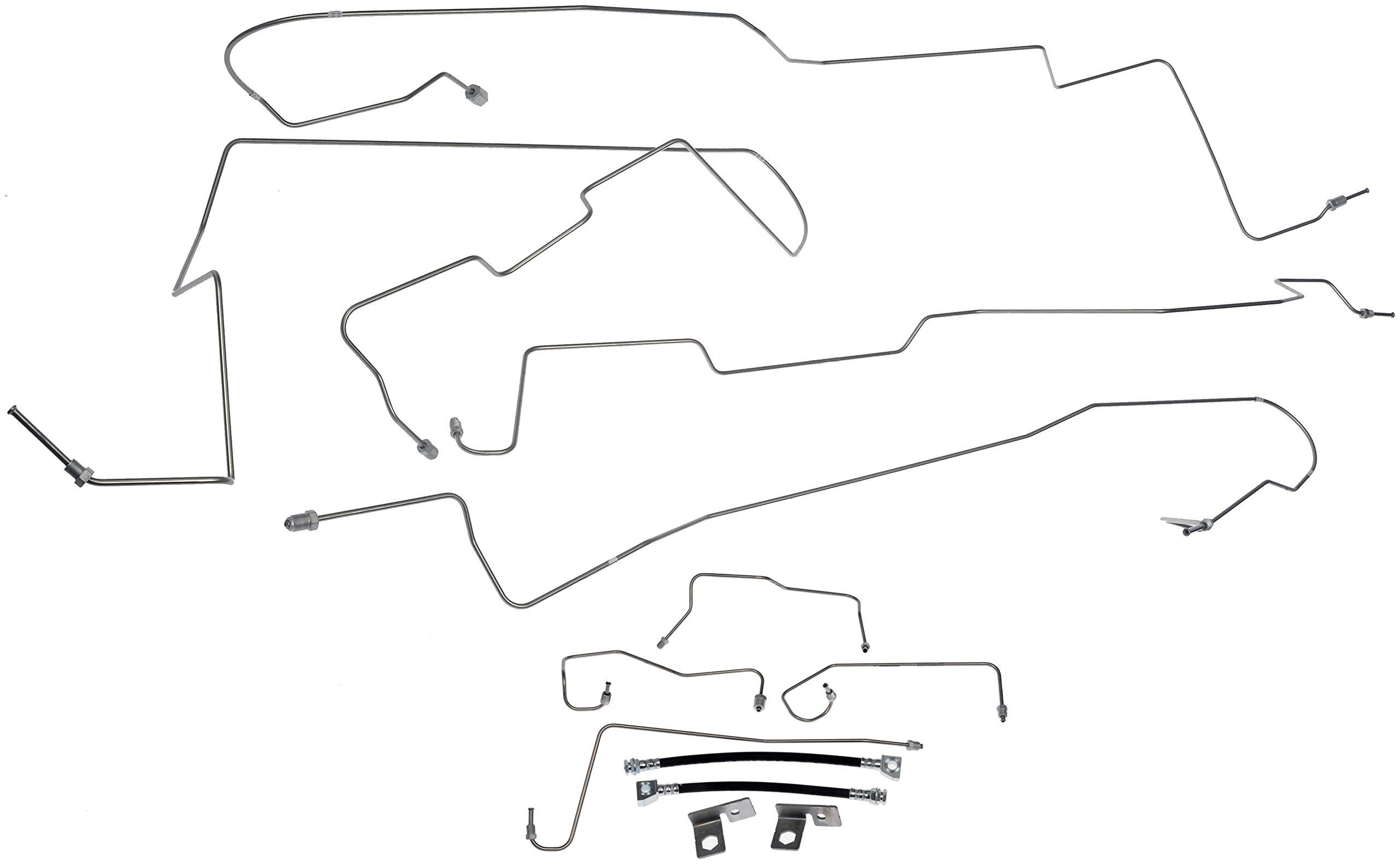 Dorman 919-169 Stainless Steel Brake Line Kit by Dorman