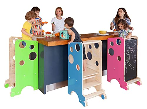 WERBUNG – Leea Lernturm in 10 Farben erhältlich