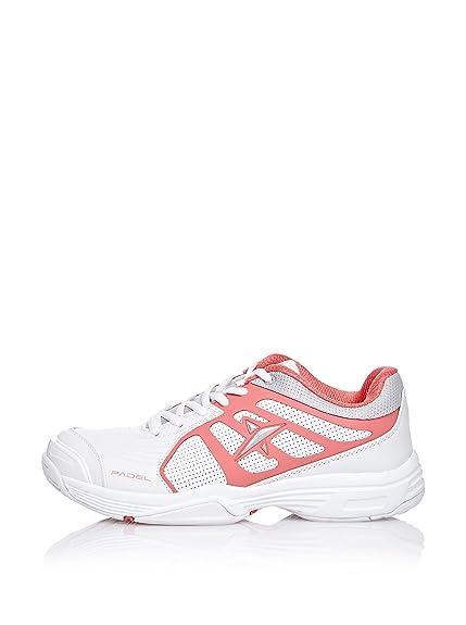 DROP SHOT Zapatillas Vanity Blanco EU 40: Amazon.es: Zapatos y complementos