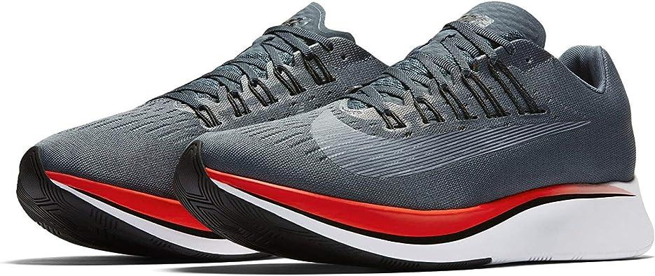 Nike Hombres Zoom Fly Bajos & Medios Cordon Zapatos para Correr ...