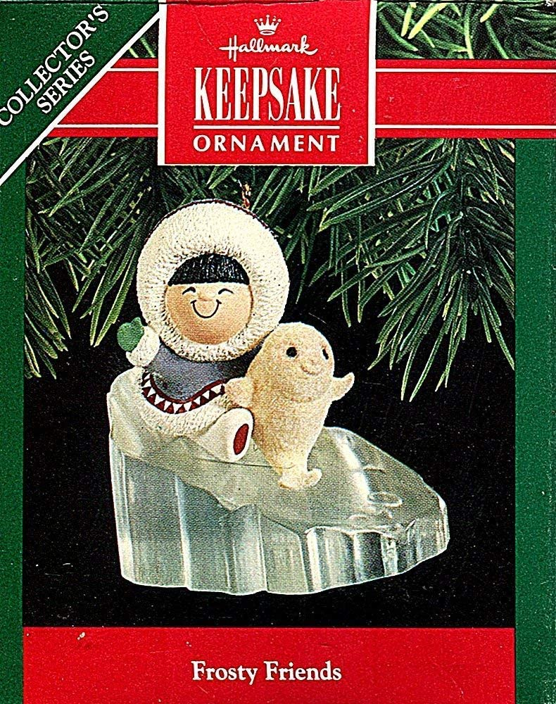 Hallmark Keepsake Ornament Frosty Friends #29 In Series 2008