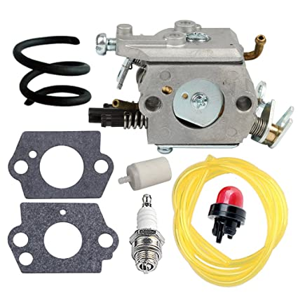Amazon.com: panari c1q-el24 Carburador + línea de ...