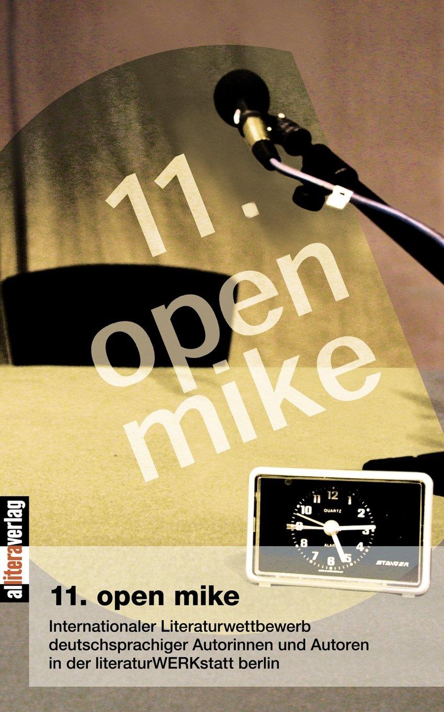 Read Online 11. Open Mike (German Edition) pdf