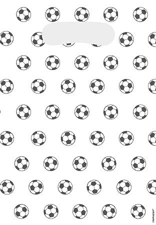 8 bolsas de fiesta * Balones de Fútbol * para WM 2018 de ...