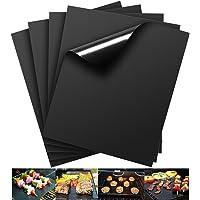 antiadhésif BBQ Grill Tapis Lot de 5Heavy Duty antiadhésif griller Accessoires pour Home Cook électrique Grill à gaz et bien plus encore, 40,6x 33cm