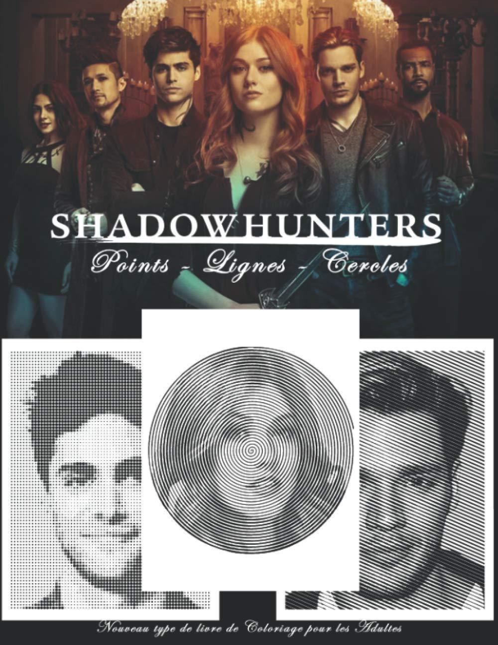 Shadowhunters Points Lignes Cercles Nouveau type de livre de ...