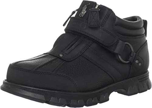 Polo Ralph Lauren Conquest III Botas, color negro, talla 42,50 EU ...