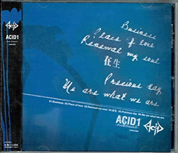 Amazon | ACID 1 ~Punk Drunker~...