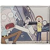 Bioworld Rick and Morty Wallet Get Schwifty Portafogli