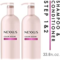 Nexxus  for Color Treated Hair Color Assure System 33.8 oz (Pack of 2)