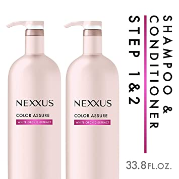 Elegant Shampoo that Colors Your Hair