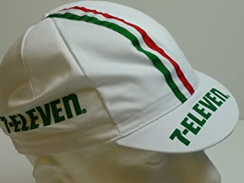 7-Eleven Cotton Cycling Cap  Amazon.co.uk  Sports   Outdoors feca398c8