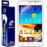 ArmorSuit MilitaryShield Samsung Galaxy Note Screen Protector Anti-Bubble & Extreme Clarity HD Shield( AT&T Version ) + Lifetime Replacements