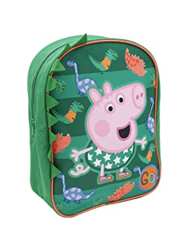 Peppa Pig - Mochila Infantil Multi Pink tamaño único: Amazon.es: Equipaje