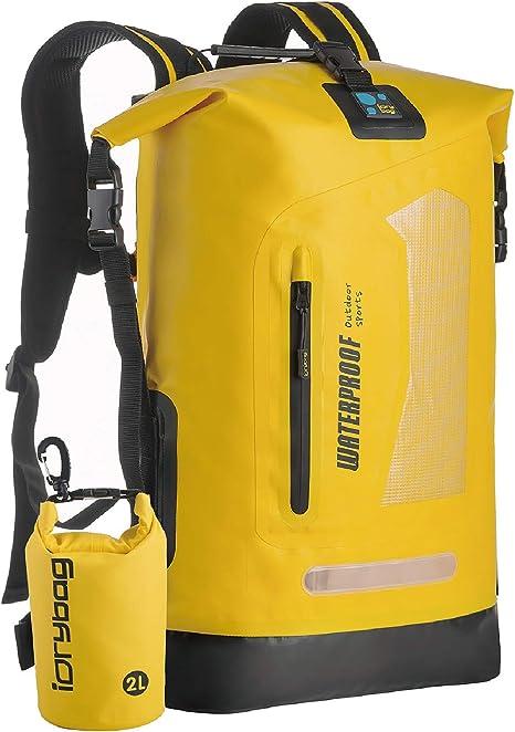 5L Waterproof Dry Bag Sack for Sailing Fishing Camping Kayaking Yellow
