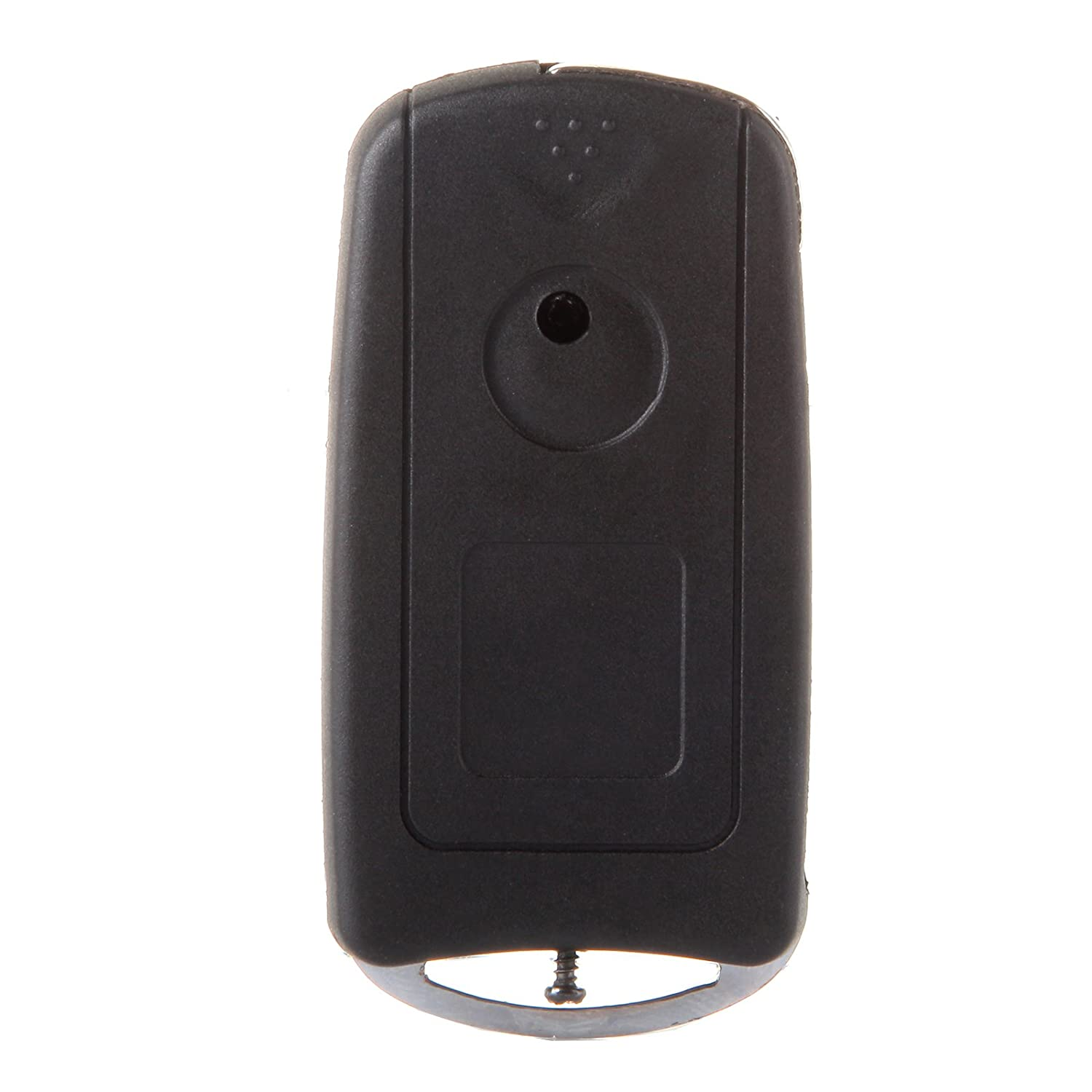 LSAILON Keyless Option Keyless Entry Remote Control Car/ï/¼/ˆonly Case/ï/¼/‰Replacement Compatible with 2008-2012 MITSUBISHI LEFT GROOVE 4 Buttons Keyless Entry Option pack of 1