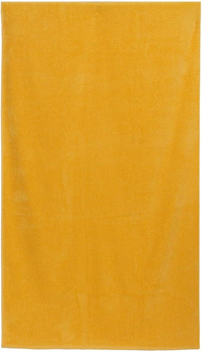 Morbidissimi Telo Mare Tinta Unita Spugna 500 gr 100x180 cm S642 Grigio