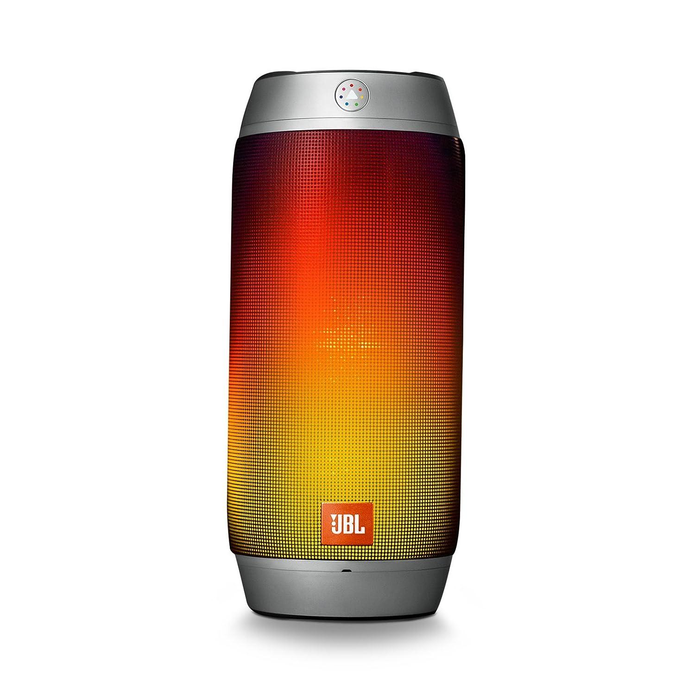 JBL Pulse 2 Portable Splashproof Bluetooth Speaker, Black