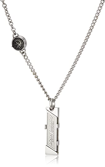 amazon ディーゼル diesel メンズ ネックレス necklace dx1036 01