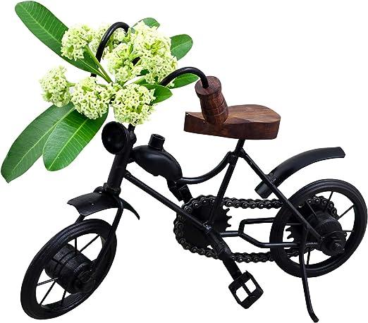 RoyaltyRoute - Bicicleta Decorativa pequeña de Metal – Troquelada ...