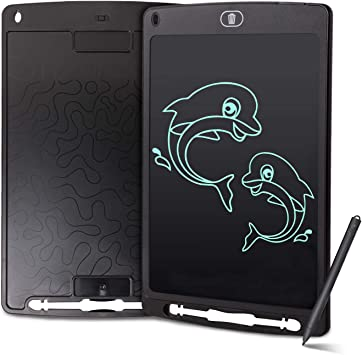 Color : Black, Size : 10 inches Drawing Board Doodle Board 10 Inches Handwriting Paper Drawing Tablet Gift for Kids for Business,Home Message Board,Kid Message Board,LCD Writing Tablet