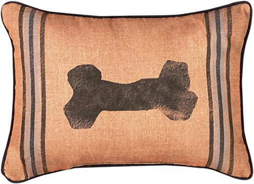 Manual Dog To The Rescue Printed Pillow, 13 X 18-Inch