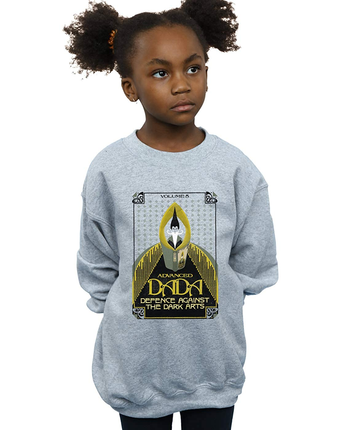 Absolute Cult Fantastic Beasts 2 Girls Advanced Dada Sweatshirt