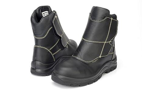 Samurai 1034316011 par de zapatillas altas caldera S3 HRO HI CI SRC FE, Negro,