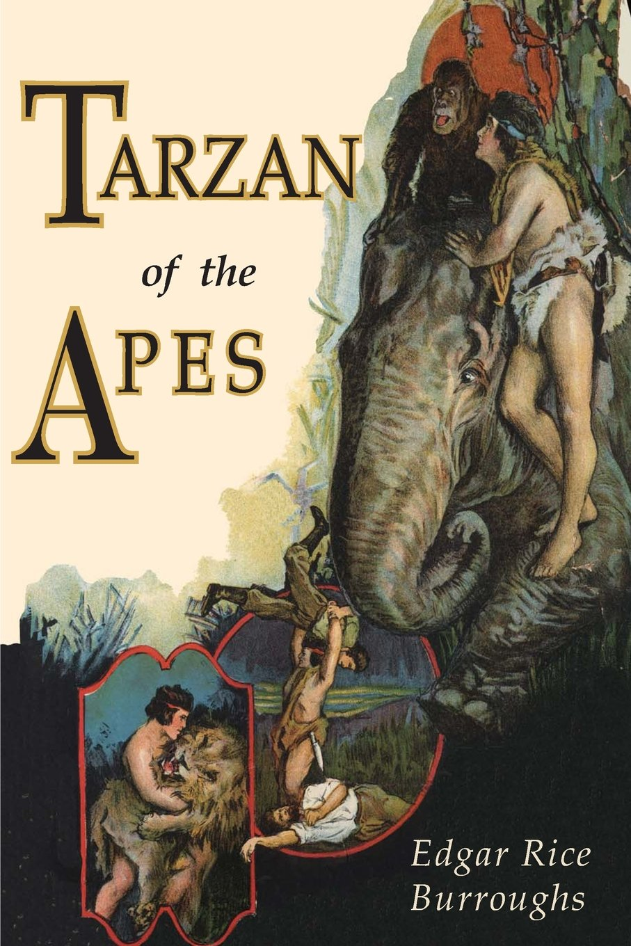 Download Tarzan of the Apes pdf