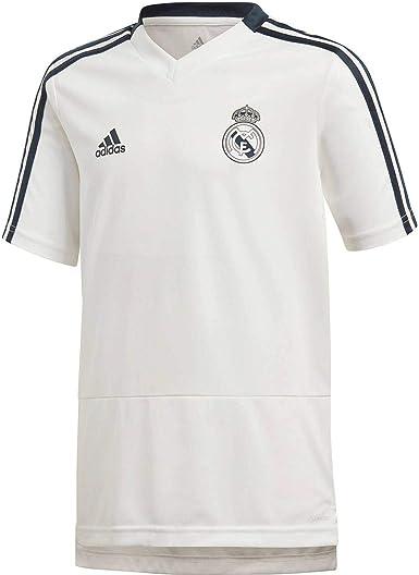 adidas Real Madrid - Camiseta de Entrenamiento. Bebé-Niños: Amazon.es: Deportes y aire libre