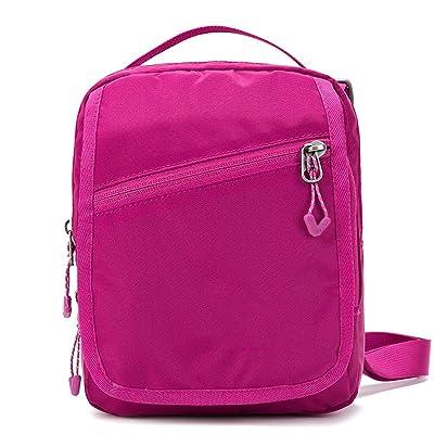 Xuan - worth having Sac extérieur 3L unisexe Messenger Bag sac à bandoulière mode sports et loisirs petite taille grande capacité Messenger Bag sac à bandoulière