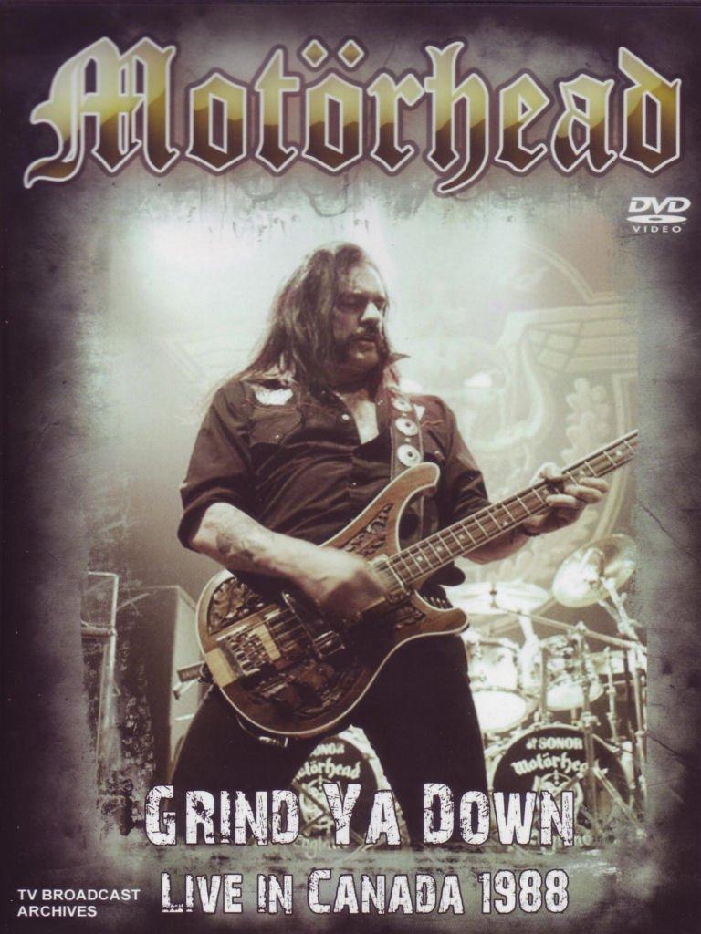 Amazon com: Motorhead - Grind Ya Down: Motorhead: Movies & TV