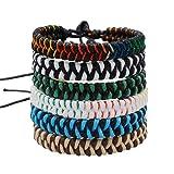 Amazon Price History for:Handmade Braided Woven Friendship Bracelets-Jeka Fashion 6Pcs Bulk for Men Women Wrist Ankle Cool Gift